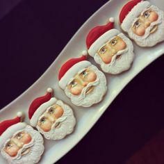 171 Best Santa Cookies Images In 2016 Santa Cookies Cookies