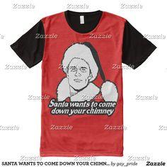 3c81a193 Funny Christmas, Shirt Print Design, Humor, Santa, Printed Shirts, Holiday,