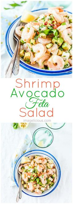 Shrimp | Avocado | F