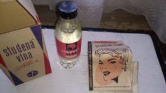 Studená vlna na trvalú Retro 1, Vodka Bottle, Childhood, Nostalgia, Infancy, Childhood Memories