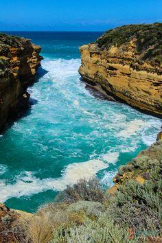 Ciudades para visitar a lo largo de la Great Ocean Road en Australia