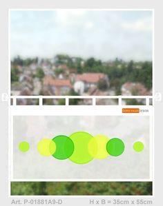 Scheibenpanneaux  Art. P-01881A9-D m.Applikationen von Doris Hauer Design auf DaWanda.com