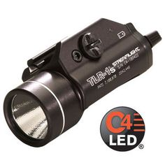 New Streamlight TLR 1S C4 LED Tactical Weapon Mount Light w Strobe 160 Lumens | eBay