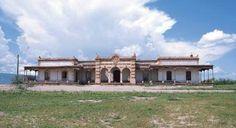 Nuevo Casas Grandes, Chihuahua | Hacienda de san Diego 1874 Fue usado como cuartel en la revolucion mexicana .