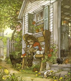 Great Books for Children: My Obsession - Little Red Riding Hood