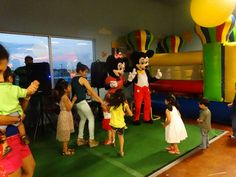 Mickey Mouse Birthday Party Ideas | Photo 2 of 28 | Catch My Party