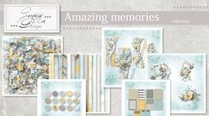 Amazing memories collection by Jessica art-design