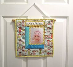 Custom Personalized Mini Quilt Wallhanging for by ISewTotes