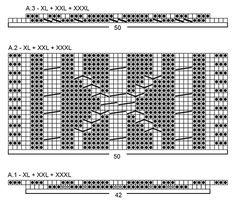 """Millicent / DROPS 173-39 - Chaleco de punto DROPS con cenefa de torsadas en la cintura y cuello chal, en """"Puna"""". Talla: S – XXXL. - Free pattern by DROPS Design"""