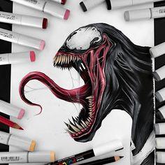 Venom by Stephen Ward