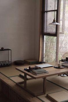 architecture/design/inspration in 2020 Japanese Style House, Japanese Interior Design, Japanese Home Decor, Home Interior Design, Interior Architecture, Interior Decorating, Tatami Room, Minimalist Home, Interior Design Inspiration