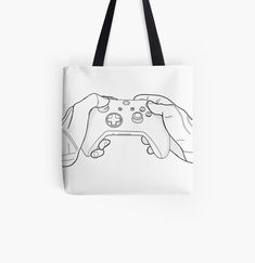 Cotton Tote Bags, Reusable Tote Bags, Bags Game, Games To Buy, Mask For Kids, Laptop Skin, Ipad Case, Laptop Sleeves, Console