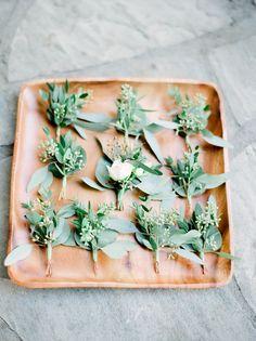 10 Ways to Decorate Your Wedding With Greenery - Greenery Wedding Flower Trend