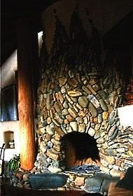 Stone Fireplace Picture Gallery...  Rock Your World!