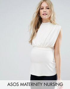 4e2b7cc088ae8 Discover Fashion Online Maternity Wear, Cute Maternity Outfits, Maternity  Nursing, Maternity Tops,