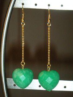 Handmade earrings from Jewels we Love