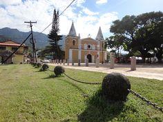 @Nikki Kirkwood (Spagnuolo) Robert & I were baptized in that yellow church :) Trujillo, Honduras!
