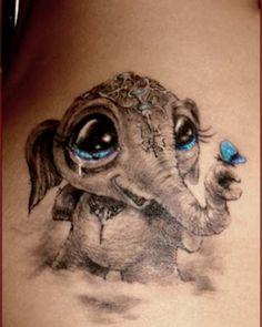 .elephant   Tattoo Ideas Central