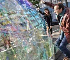 *Building made of bubbles - http://weburbanist.com/2012/05/17/bubbletecture-poppable-building-made-of-soap-bubbles/