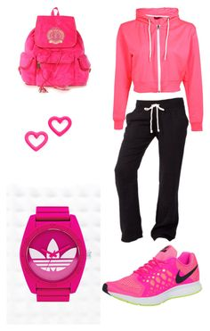 """""""Play Hard & Look Good"""" by emmaluvsdance ❤ liked on Polyvore"""