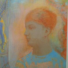 This is so sensitive. From Odilon Redon