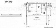 🥇 Cómo hacer un pozo séptico en pocos pasos » Ingeniería Real Bombeo Solar, Fossa Séptica, How To Remove, Diagram, Floor Plans, Design, Luigi, Kit, Ideas