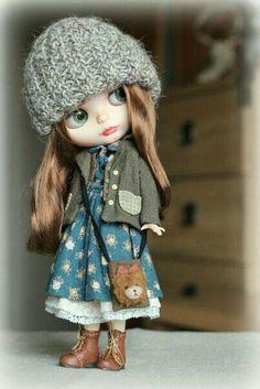 Anime Dolls, Blythe Dolls, Sienna, Cute Baby Dolls, Valley Of The Dolls, Cute Girl Poses, Doll Costume, Creepy Dolls, Little Doll