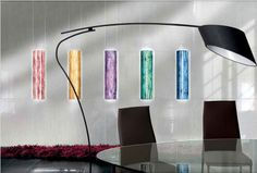 Ceramics Folli Follie including the assorted pieces in curved glass Toth, versatile and backlighting to better personalize all environments.