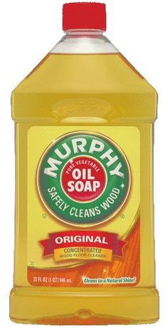 Murphy's Oil Soap.  cleans your saddle, your hardwood floor, unsticks paint from paintbrushes.  great stuff.