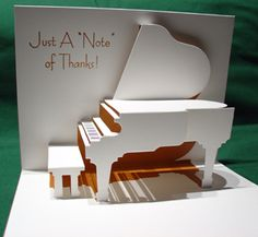como hacer paper cut out card - Buscar con Google