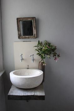 "things like this annoy the shit out of me. too precarious- the vase does not even fit on the ""sink"" .... pinning it as a reminder. no function. maybe that's a new board... RANT"