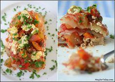 Gluten-Free Tofu Lasagna