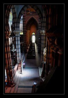 Interior de la Iglesia de los Capuchinos, Cordoba - Argentina