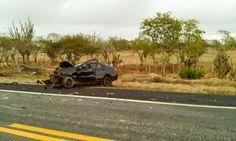 HORA DA VERDADE: URGENTE: Outro acidente registrado na BR-324 na no...