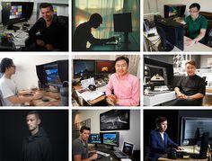 EIZO's ColorEdge Ambassador Program Now Includes 36 World-Renowned Photographers, Filmmakers, Retouchers, and Printers