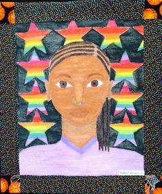 Faith Ringgold- Self Portraits