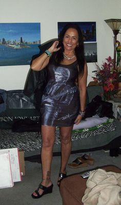 Jon Bon Jovi Dress, by Me