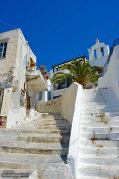 Naxos Chora #naxos #greece