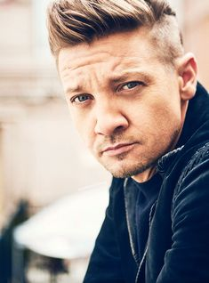 """I love things that are based in history. This ended up being a really interesting thing for me, my grandfather being a Free Mason and all."" [x] - Jeremy Renner talks new series 'Knightfall' with The."