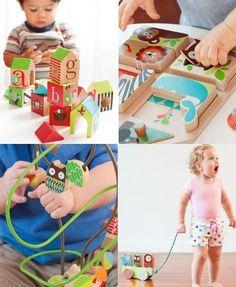 Konijn Puzzel Houten Speelgoed voor Kids Boys en Meisjes