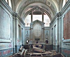 Massimo Listri - Works - Under Construction