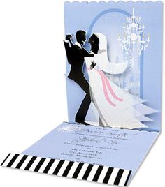Make Your Wedding Invitations Pop with 3D Effect | Tips & Trends | Arabia Weddings