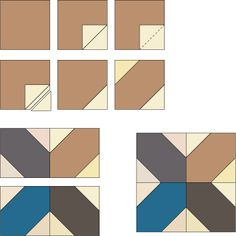 A Hugs and Kisses quilt pattern that's so easy you'll want to make a quilt for all of your family and friends. Go scrappy or create a theme.: Assemble the X's and O's Quilt Blocks Quilt Blocks Easy, Easy Quilt Patterns, Pattern Blocks, Twin Quilt Pattern, Charm Square Quilt, Charm Quilt, Quilting Tutorials, Quilting Projects, Quilting Ideas