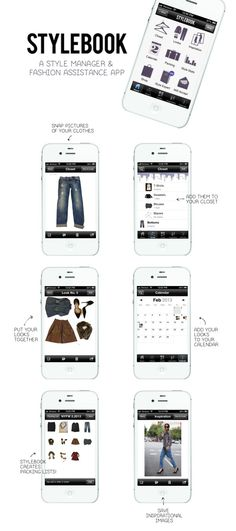 Staying Organized With Stylebook App