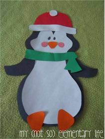 http://www.teacherspayteachers.com/Product/Arctic-Buddies-Penguin-Unit-Craft-Pack-1005846