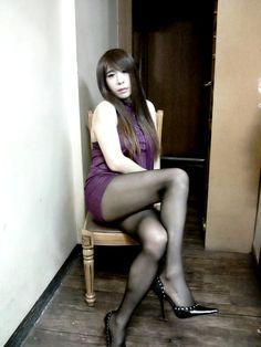Korean Crossdresser Arang