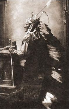 Rain in the face (Hunkpapa Sioux)