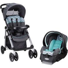 Evenflo FlexLite Travel System: Car Seats : Walmart.com   Baby stuff