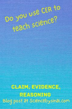 Increase the critical thinking in your science classroom by using CER methods. Engage the students using TV commercials and image prompts to get them warmed up to the idea of higher level thinking. #CriticalThinkingActivities #CERScience #CER #CERActivities Science Ideas, Science Activities, Science Classroom, Teaching Science, Science Clipart, Science Labs, Critical Thinking Activities, Science Standards, Science Notebooks