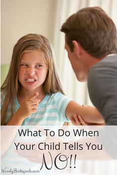 Does it seem like your child says no to everything? Try these easy tips to turn it around.